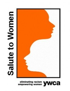 YWCA Salute to Women logo