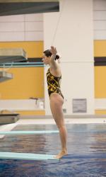 Casey Matthews Purdue Diver