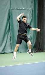 Branko Kuzmanovic Purdue Men's Tennis