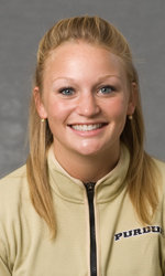 Purdue Track and Field Briana Neumann