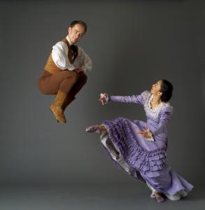 Martha Graham Dance Company - Appalachian Spring