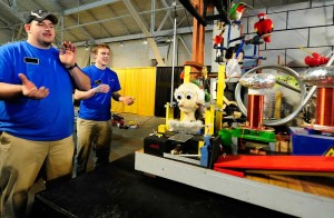 Purdue Society of Professional Engineers Winner Rube Goldberg Regional Contest 2010