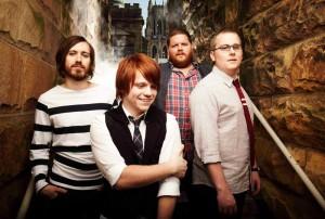 Christian Rock band Leeland