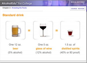 AlcoholEdu is designed for all students