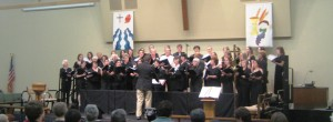 All campus chorale