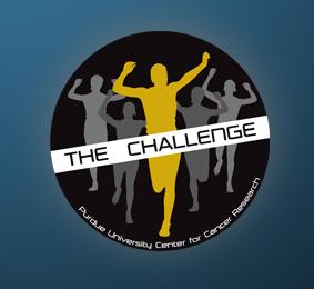 Purdue Cancer Challenge 5k Logo