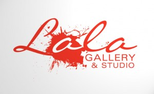 LaLa Gallery in Downtown Lafayette