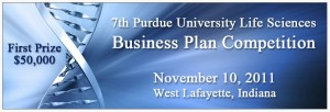 Purdue University Life Sciences Business Plan Competition