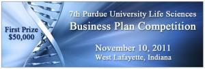 Purdue University Life Sciences Business Plan Competition