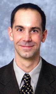 Tornado expert Jeff Trapp
